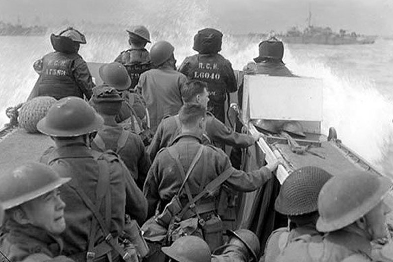 d day invasion history channel