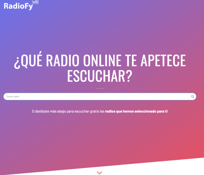 portada radiofy